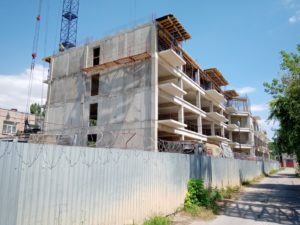 """хід будівництва ЖК""""Місто мрій"""" від 18.06.2019"""